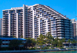 brickell key one condos for rent